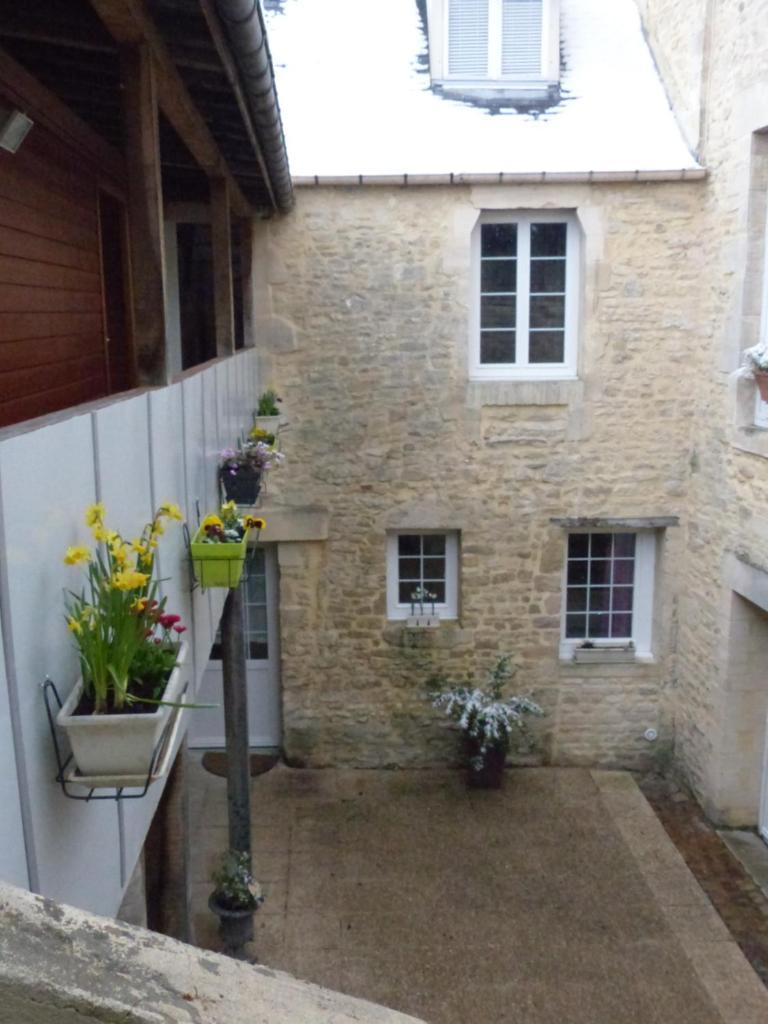 Отель типа «постель и завтрак»  Chambre D'hôtes Logis De Saint Jean