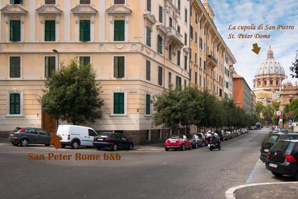 Отель типа «постель и завтрак»  Отель типа «постель и завтрак»  San Peter Rome B&B