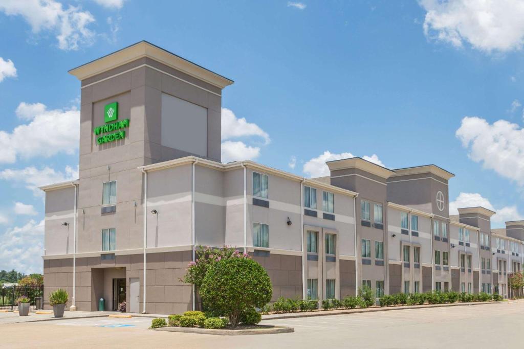 Отель Отель Wyndham Garden Houston Willowbrook