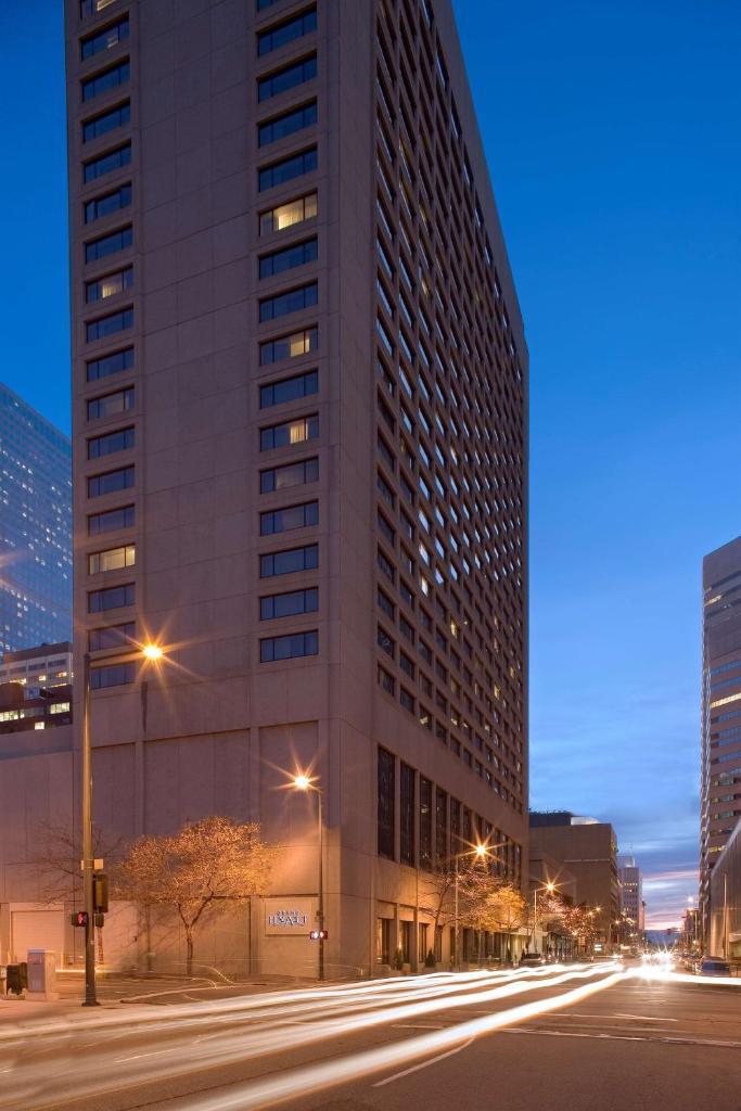 Отель  Отель  Grand Hyatt Denver
