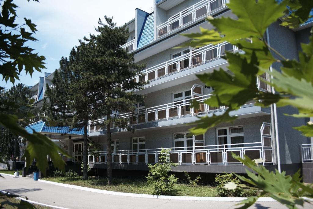 Отель  Отель  Черноморская зорька