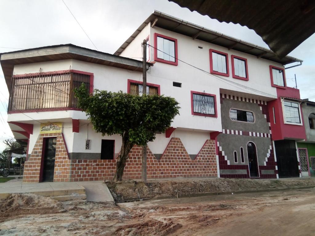 Гостевой дом Гостевой дом Sarisa House