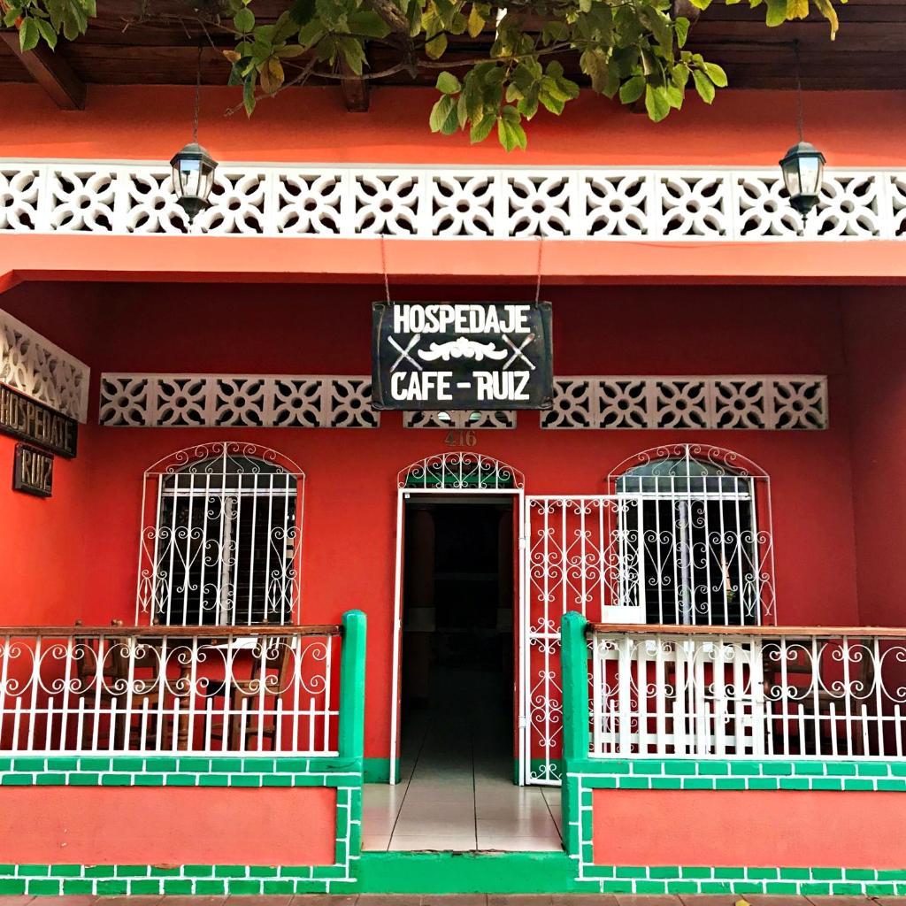 Гостевой дом  Гостевой дом  Hospedaje Y Cafe Ruiz
