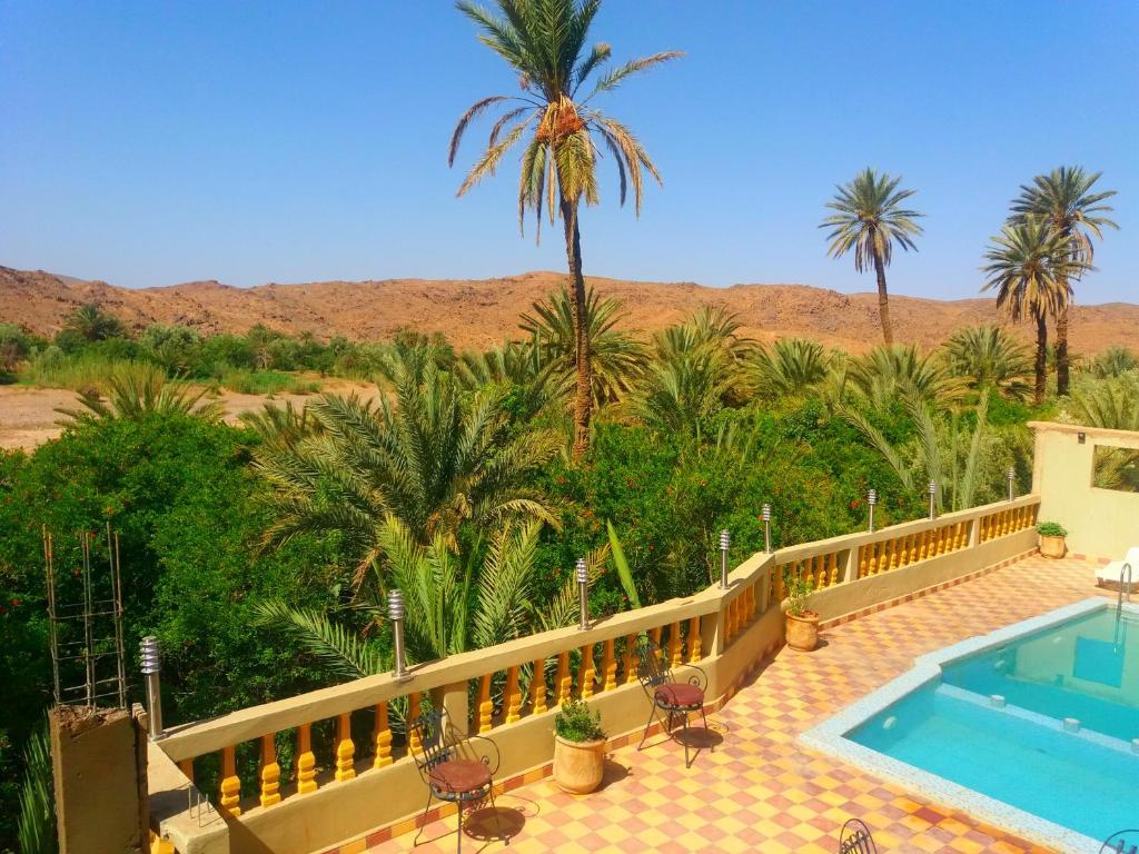 Фото Отель типа «постель и завтрак» Kasbah Elmehdaoui Chez Madame Najate