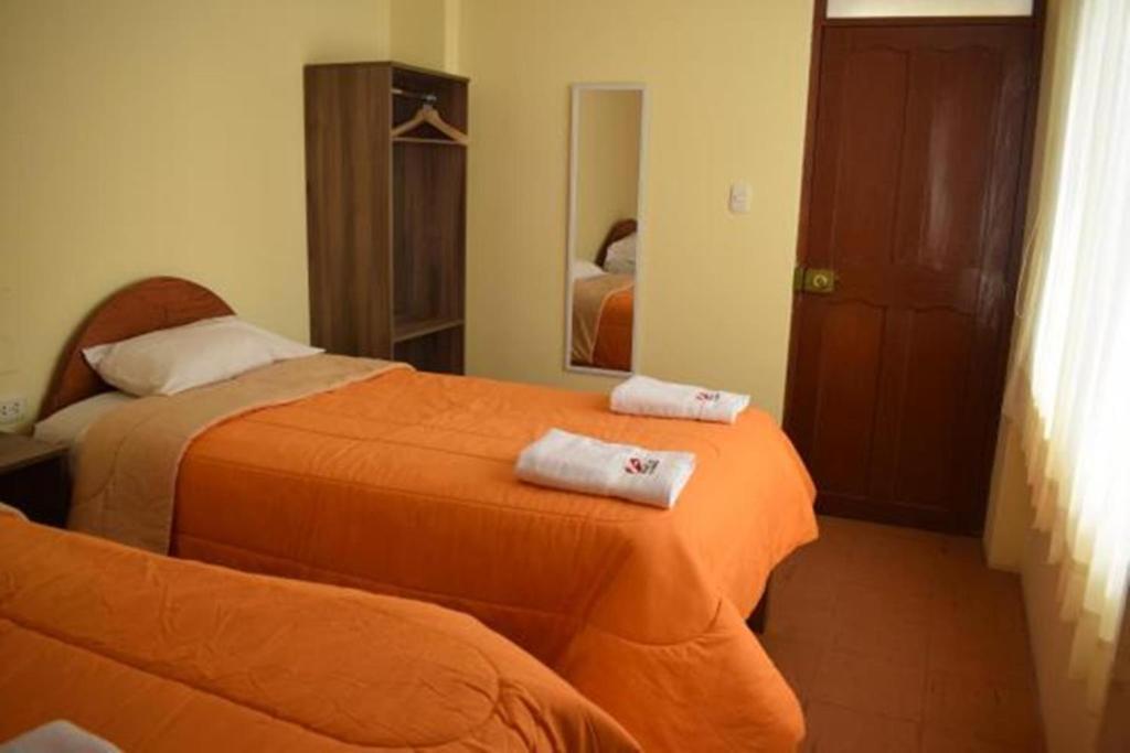 Отель типа «постель и завтрак»  Отель типа «постель и завтрак»  Peru Swiss Hostel