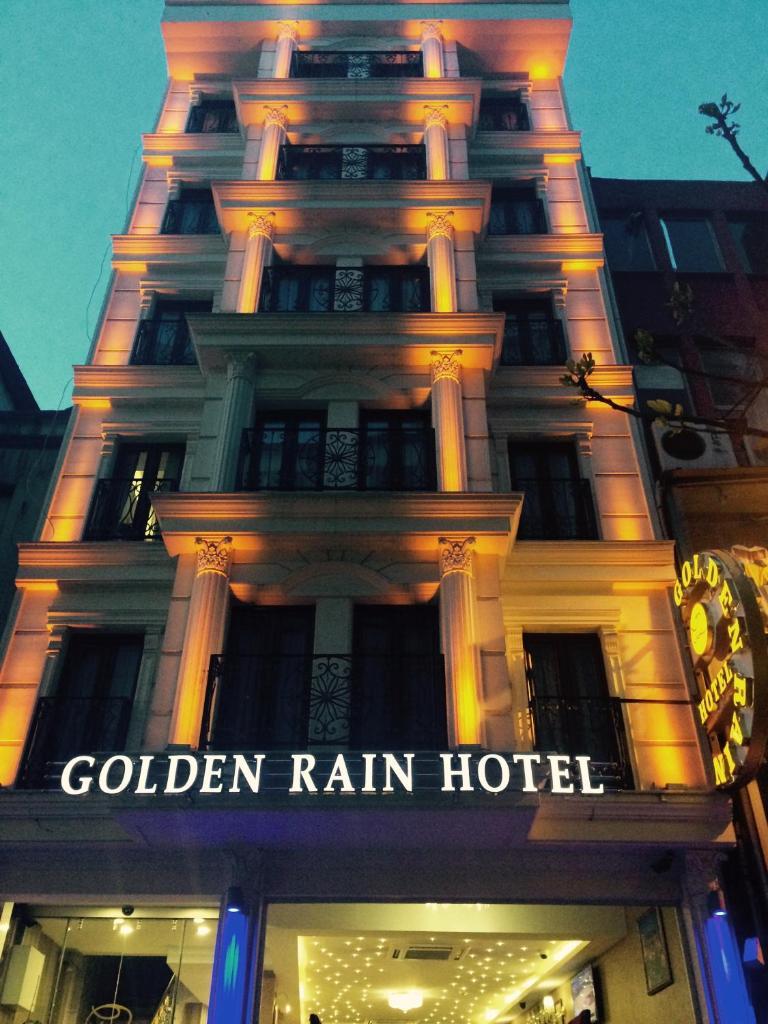 Отель  Golden Rain Hotel Old City  - отзывы Booking
