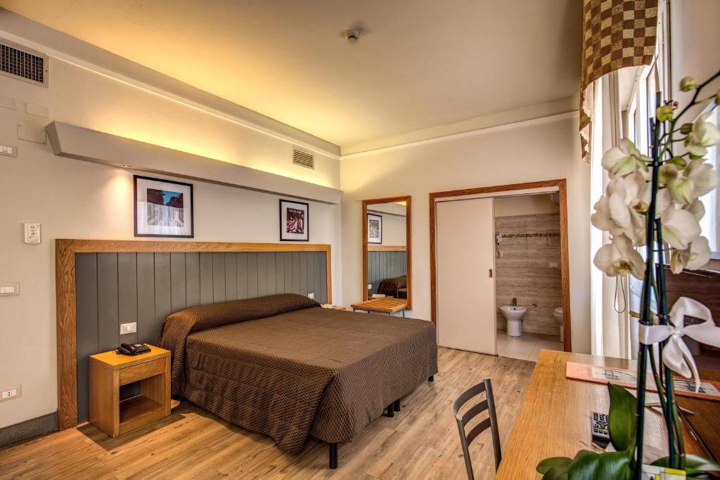 Отель Отель Hotel Delle Nazioni