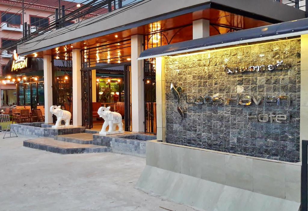 Отель Laos Haven Hotel - отзывы Booking