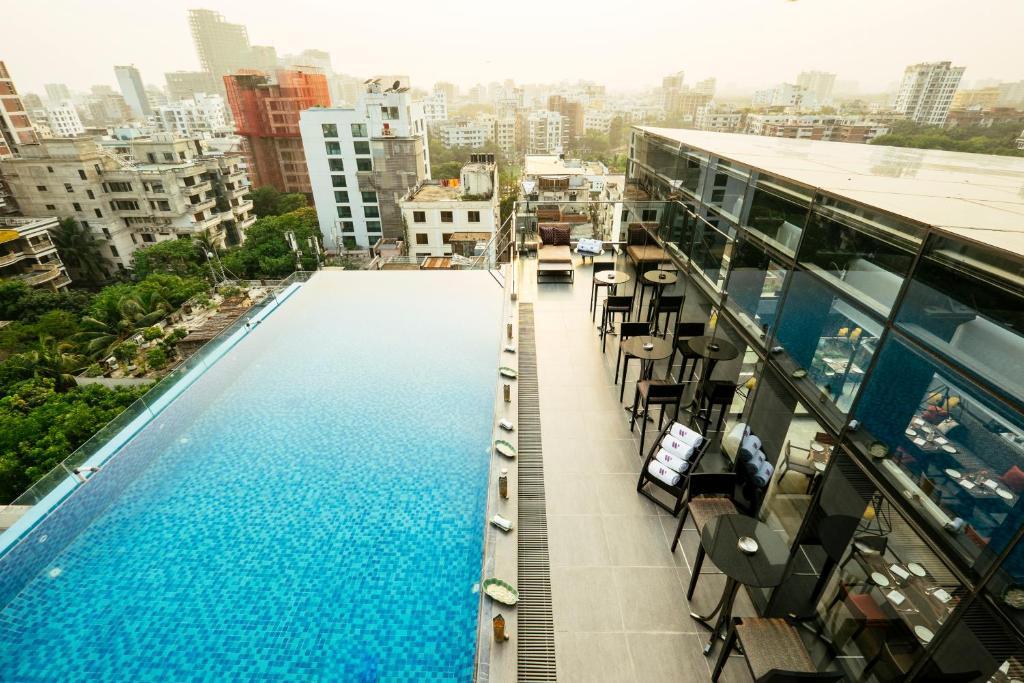 Отель  Отель  THE WAY Dhaka