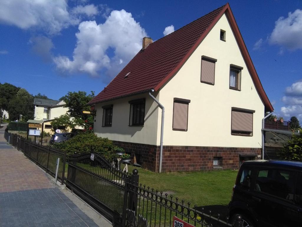 Апартаменты/квартиры Gartenidyll