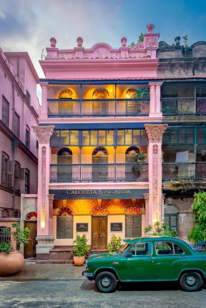 Отель типа «постель и завтрак»  Отель типа «постель и завтрак»  Calcutta Bungalow
