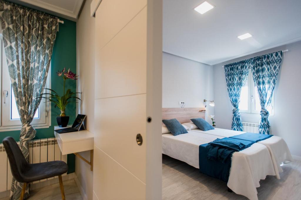 Апартаменты/квартиры  Apartamentos River Santander  - отзывы Booking
