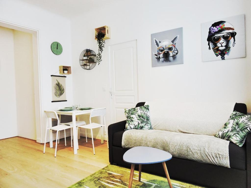 Апартаменты/квартира  F2 Green Garden, Hyper Centre, Parking  - отзывы Booking