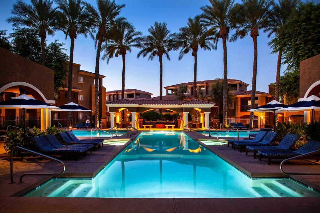 Апарт-отель  Luxury Condos by Meridian CondoResorts- Scottsdale  - отзывы Booking