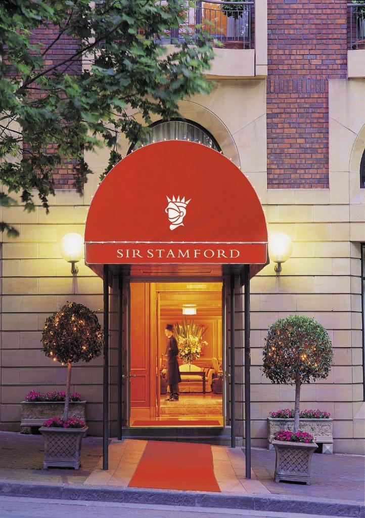 Отель  Sir Stamford Circular Quay  - отзывы Booking