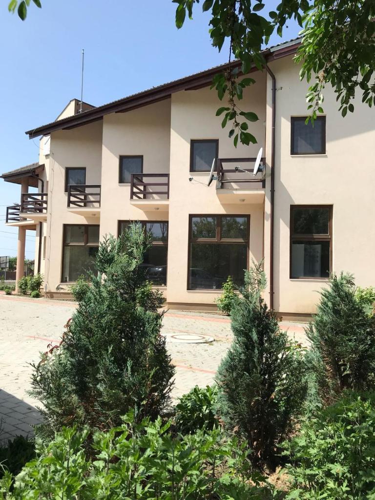 Гостевой дом Pensiunea Casa Soarelui