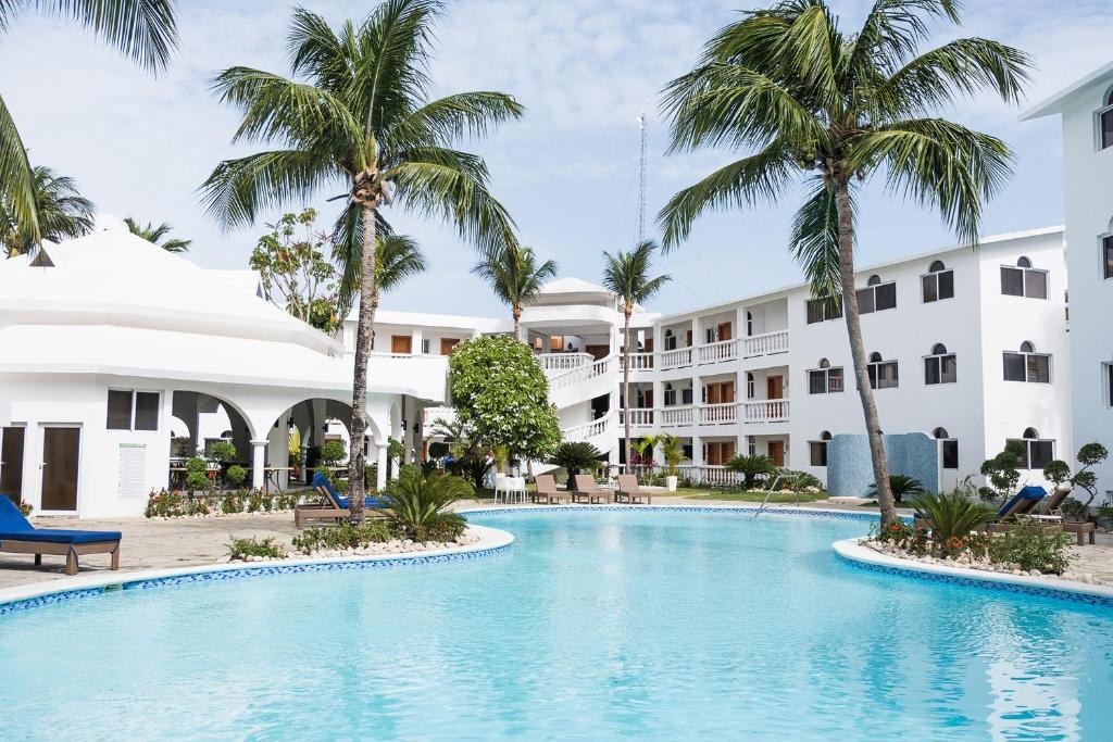 Апартаменты/квартиры  Ocean Palms Residences  - отзывы Booking