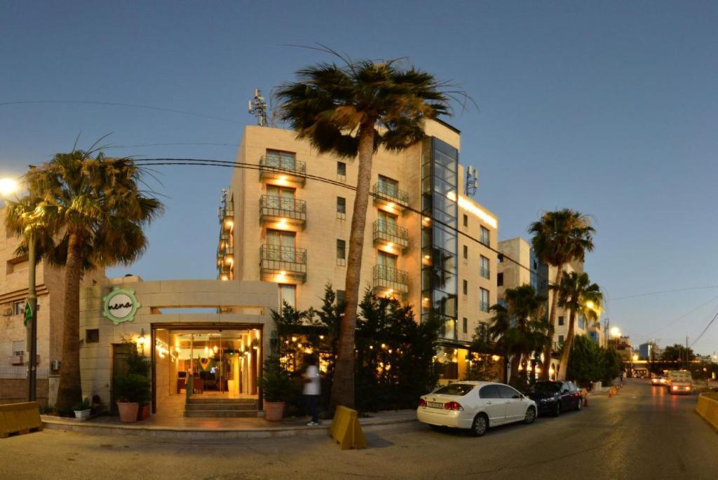 Отель типа «постель и завтрак»  Отель типа «постель и завтрак»  Boutique Guesthouse Amman