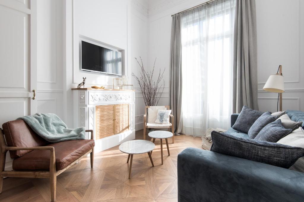 Апартаменты/квартиры Stylish Apartments - отзывы Booking