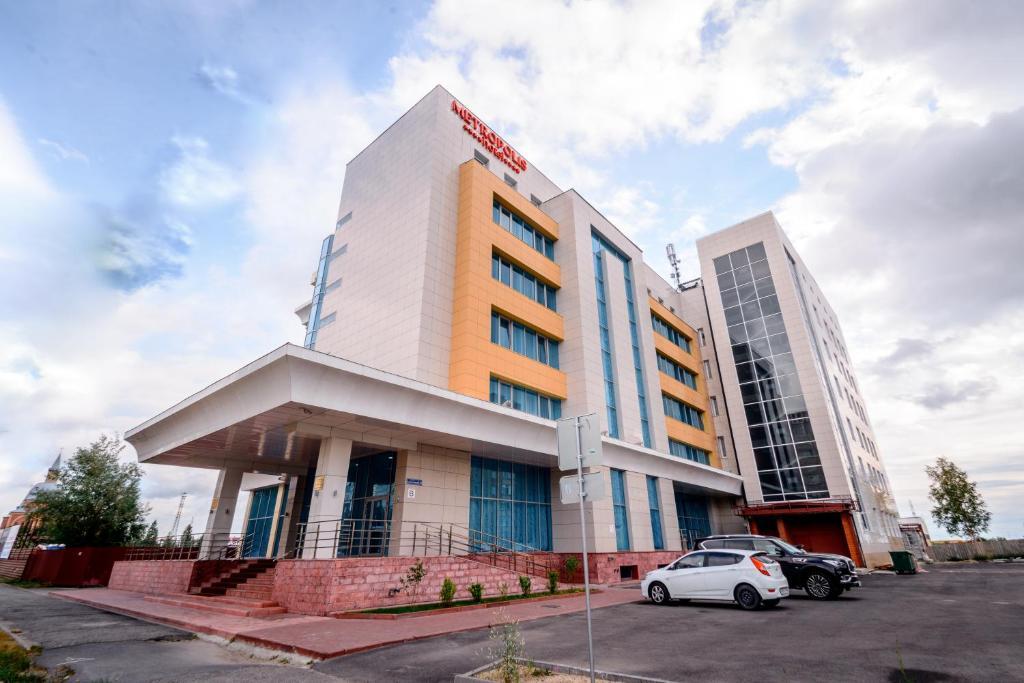 Отель Отель Метрополис