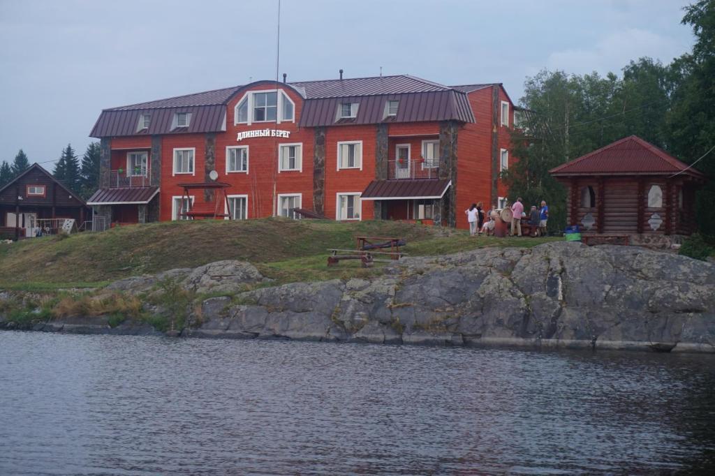 Отель Dlinniy Bereg Hotel - отзывы Booking