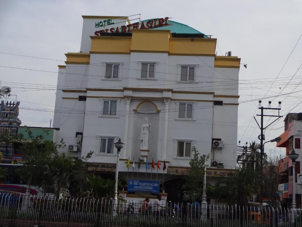Отель  Hotel Sri Sabthagiri  - отзывы Booking