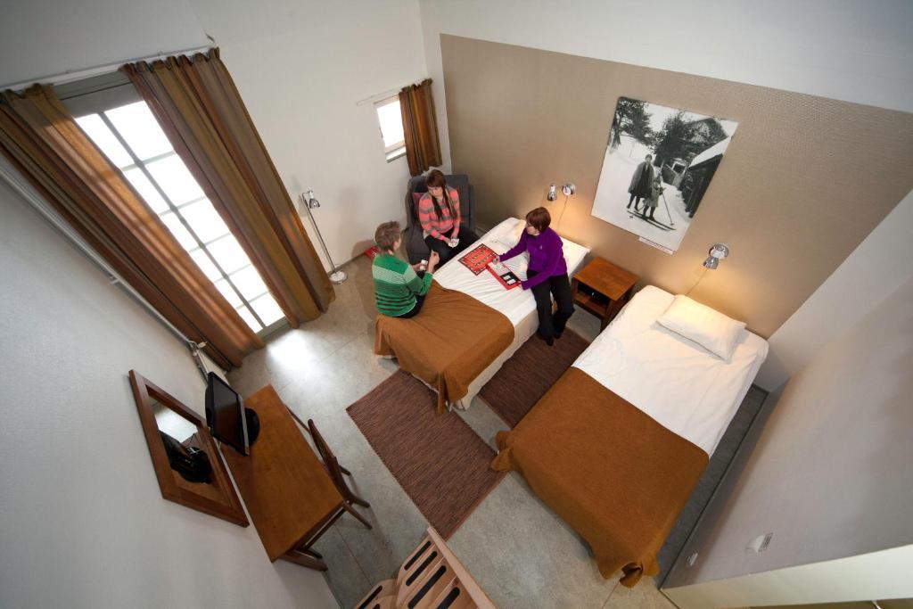 Отель Hyvärilä Holiday-and Youth Centre - отзывы Booking