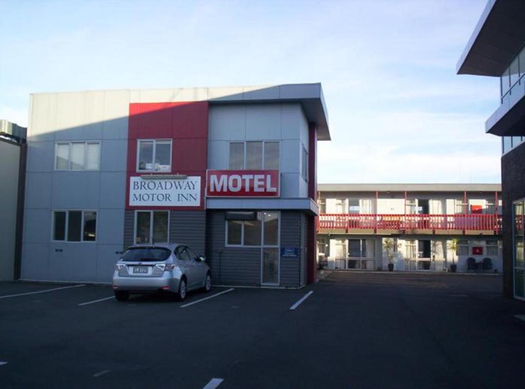 Мотель  Broadway Motor Inn  - отзывы Booking