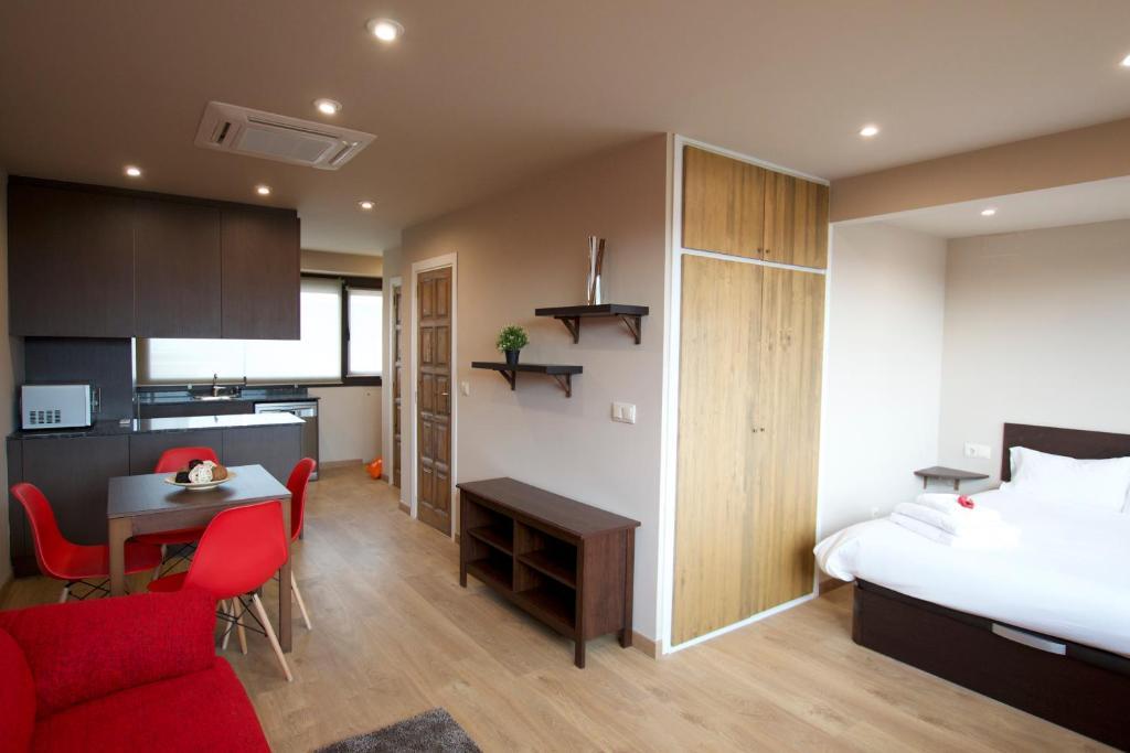 Апартаменты/квартиры  Apartamento El Claustre  - отзывы Booking