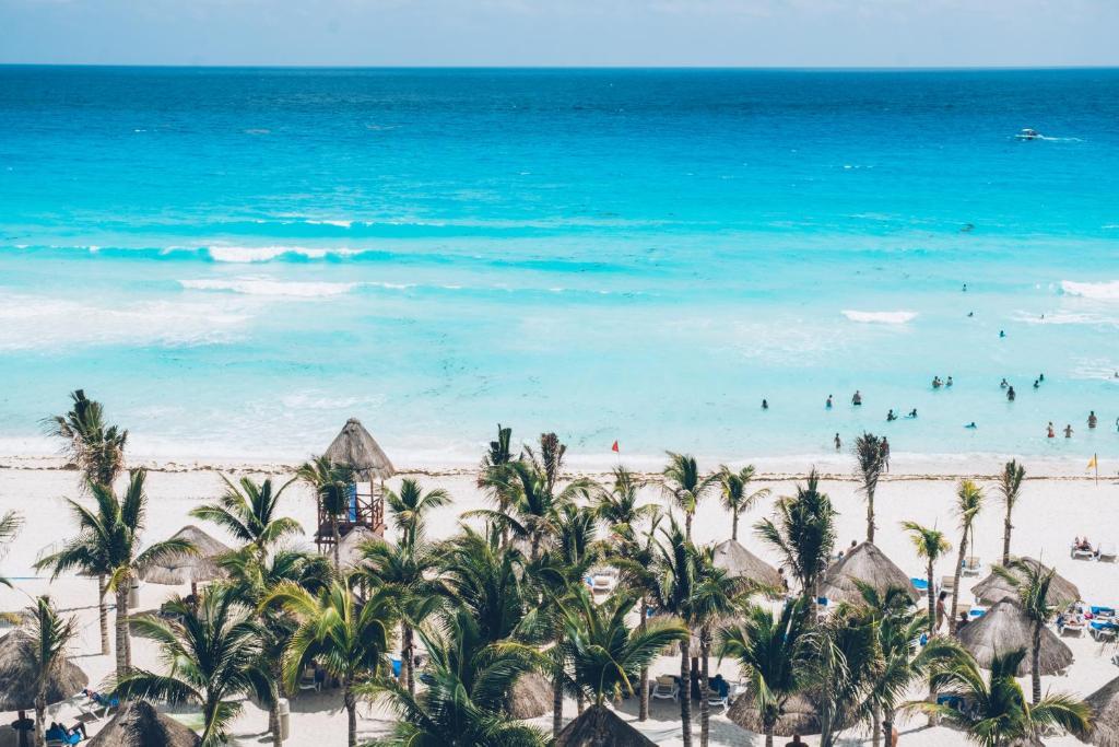 Курортный отель Hotel NYX Cancun - отзывы Booking