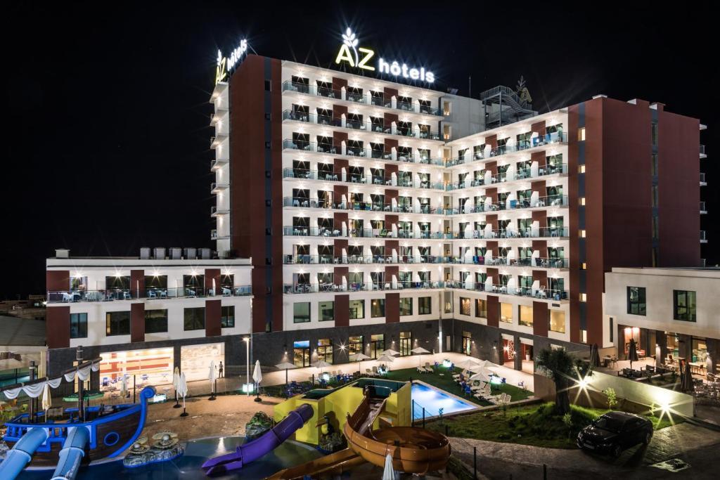 Отель  Отель  AZ Hôtels Montana