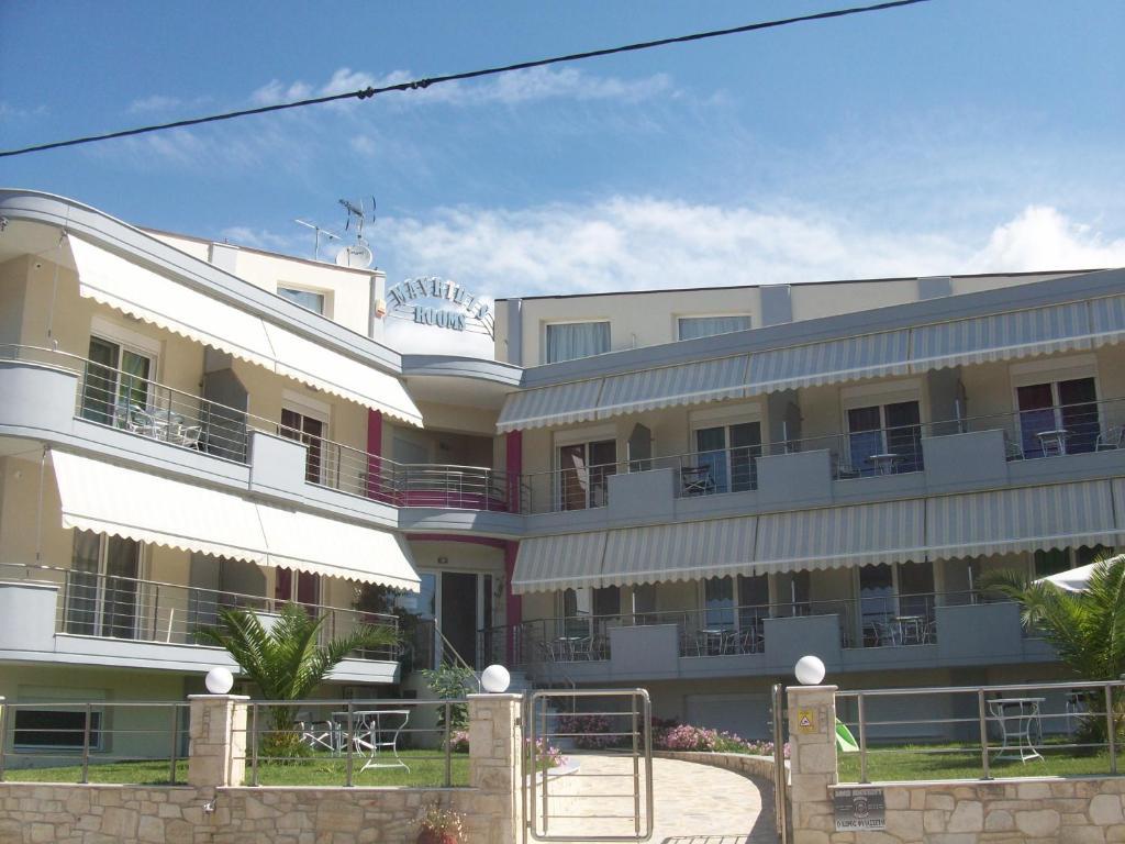 Апартаменты/квартиры  Mavridis Rooms  - отзывы Booking