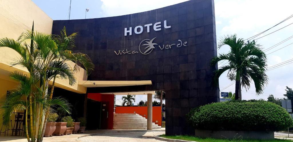 Отель  Hotel Vista Verde