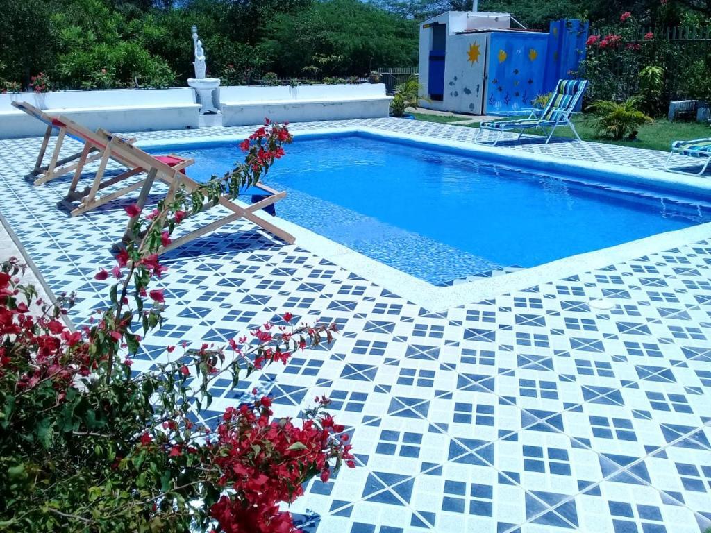 Дом для отпуска  Casa De Campo Palmarito