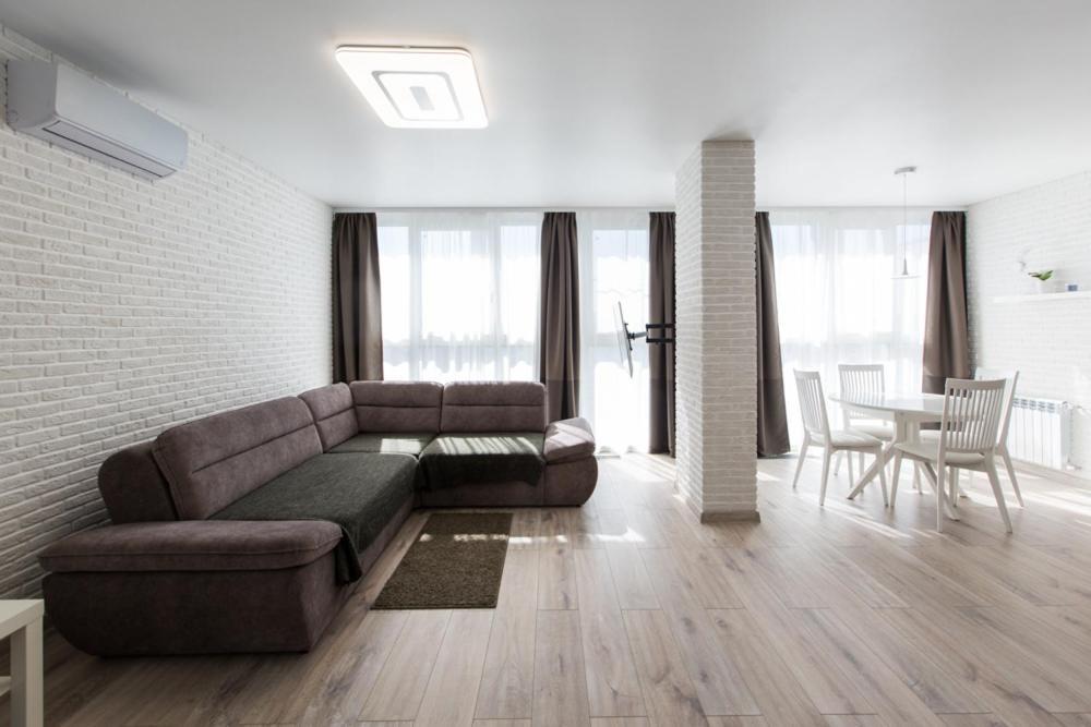 Апартаменты/квартиры Апартаменты на Молодежной - отзывы Booking