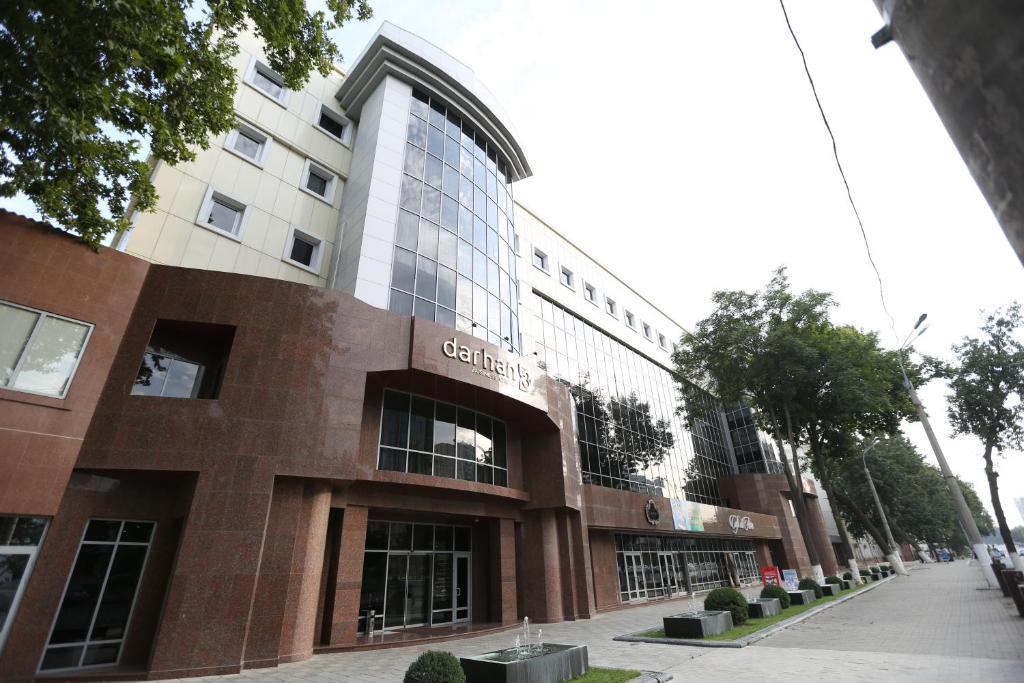 Отель  Отель   Darhan Boutique Hotel