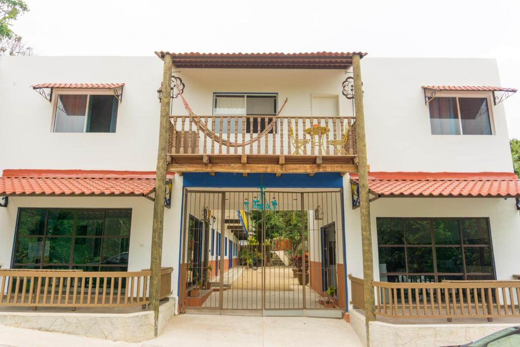 Фото  Мини-гостиница  Hacienda Bambú