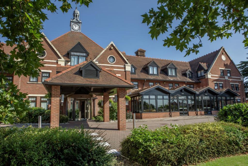Отель  DoubleTree by Hilton Stratford-upon-Avon, United Kingdom  - отзывы Booking
