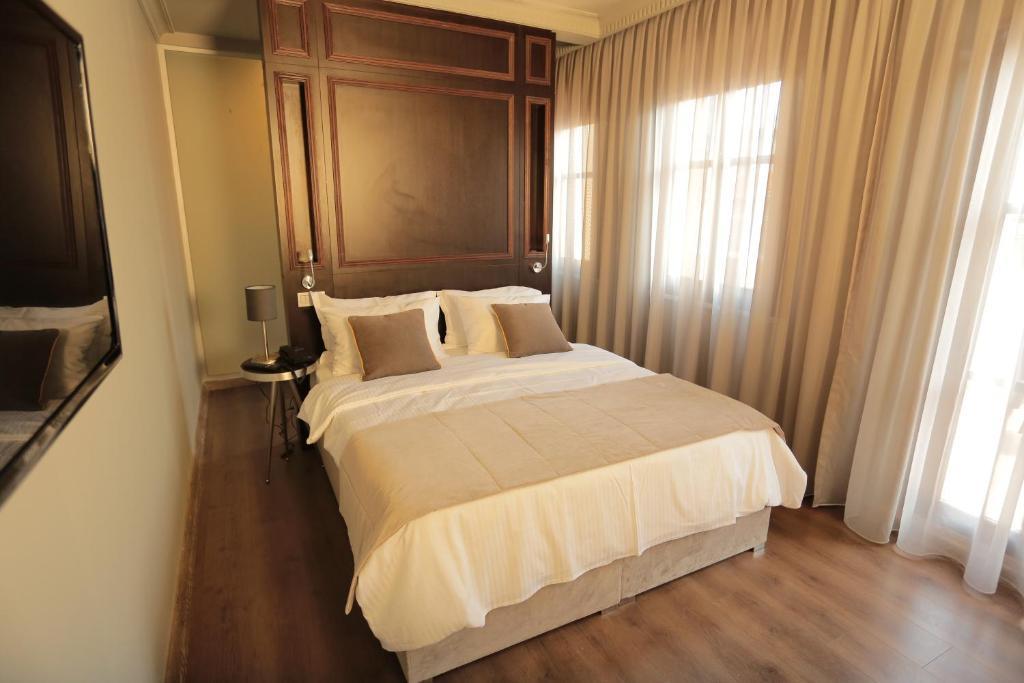 Отель  FERMAN PERA HOTEL  - отзывы Booking