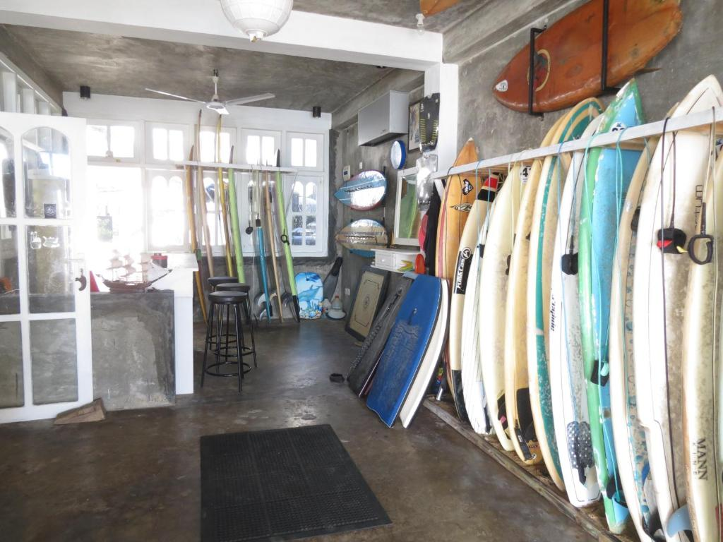 Отель  Mountain Wave Hotel and Surfshop  - отзывы Booking
