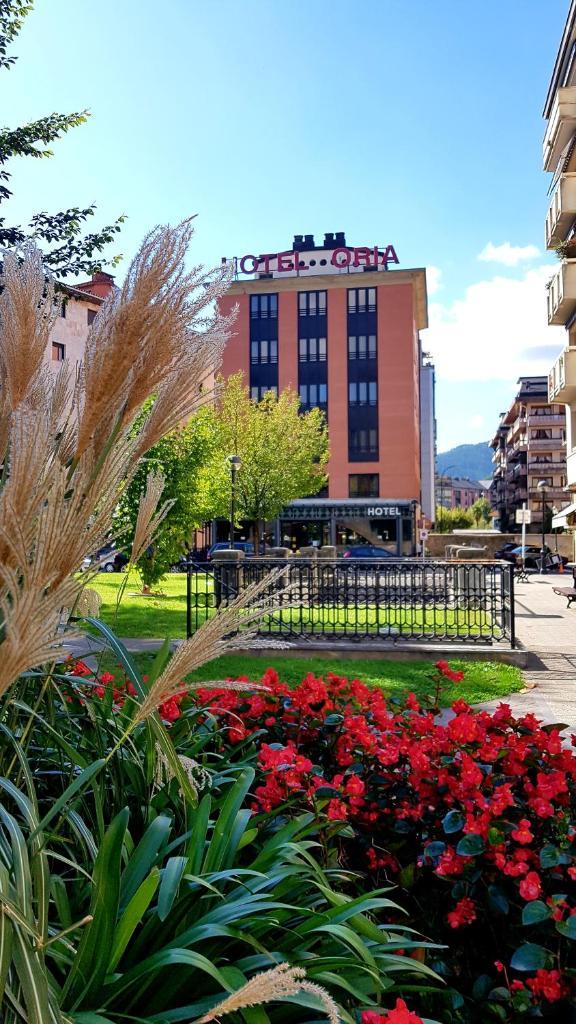 Отель  Hotel Oria  - отзывы Booking