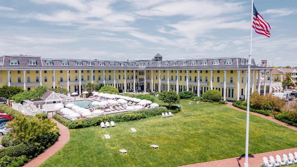 Отель  Congress Hall  - отзывы Booking