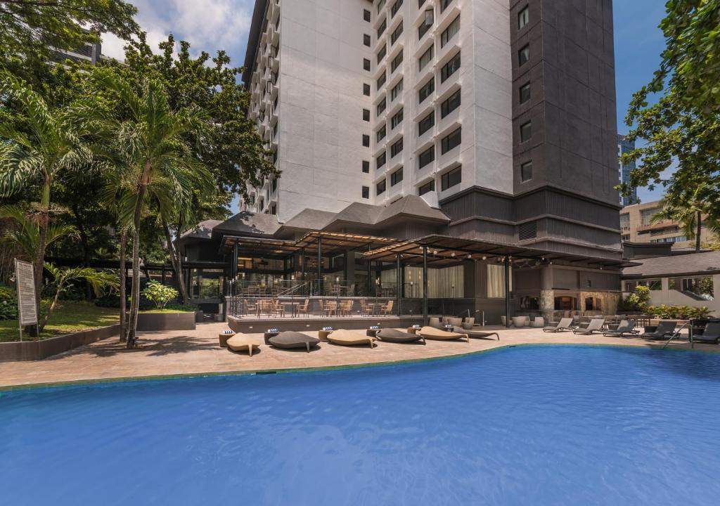 Отель  Отель  Seda Ayala Center Cebu