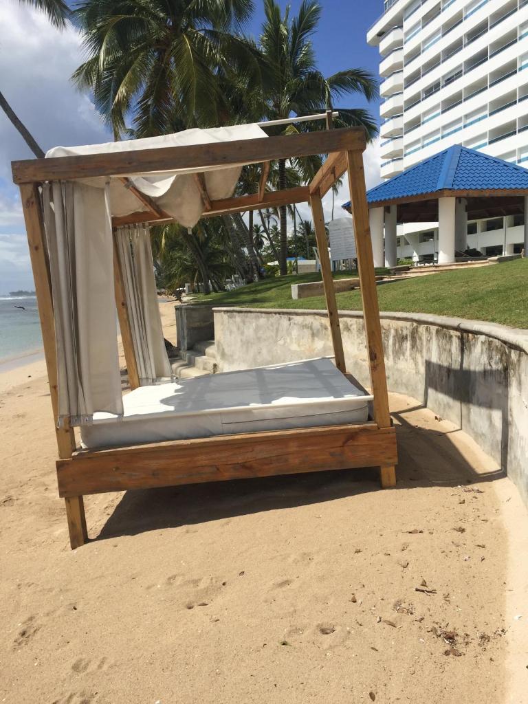 Апартаменты/квартира  Beachfront, Juandolio  - отзывы Booking