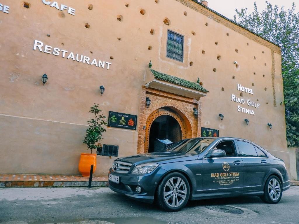 Отель типа «постель и завтрак»  Riad Golf Stinia  - отзывы Booking