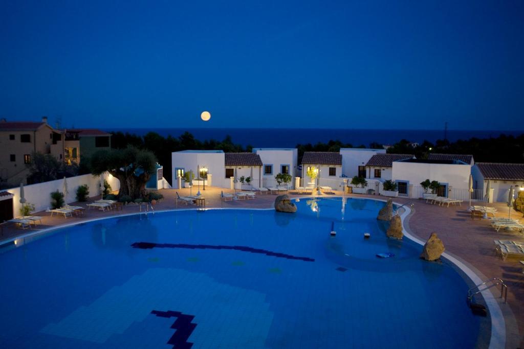 Отель  Hotel Nuraghe Arvu  - отзывы Booking