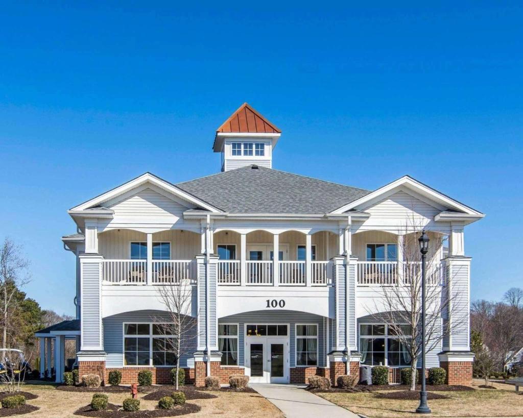 Курортный отель  Bluegreen Parkside Williamsburg, Ascend Resort Collection  - отзывы Booking