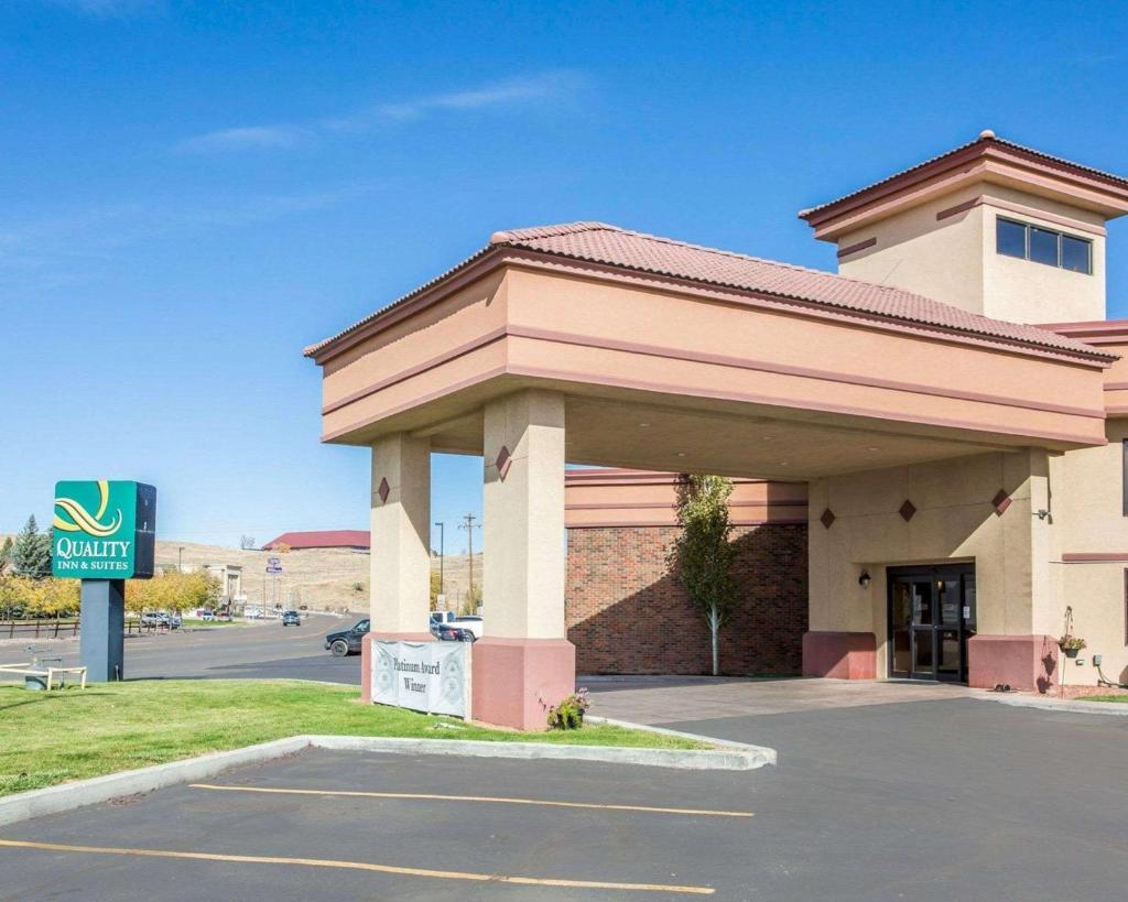 Отель  Отель  Quality Inn & Suites Casper Near Event Center