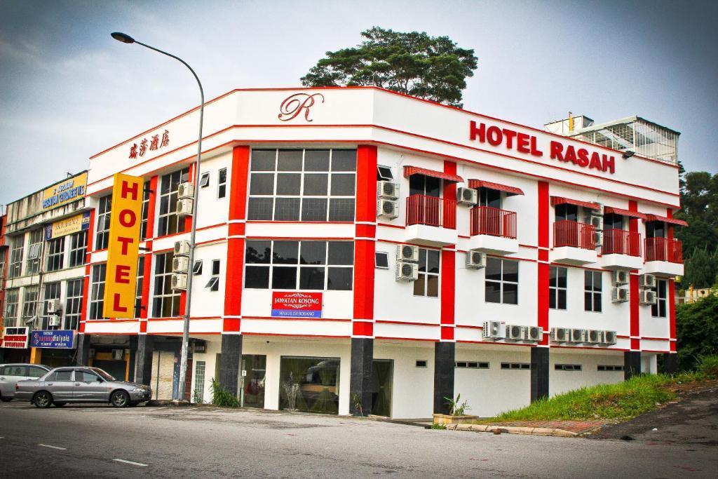 Отель  Hotel Rasah Seremban  - отзывы Booking