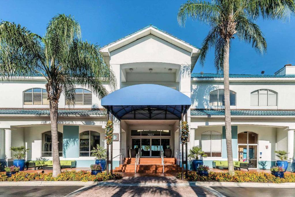 Курортный отель  Курортный отель  Bluegreen Vacations The Fountains, Ascend Resort Collection
